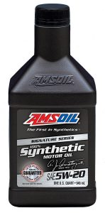 Amsoil Signature Series 5W-20 Synthetic Engine Oil