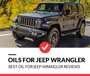 best oil for jeep wrangler