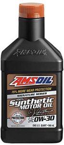 Amsoil AZOQT-EA Signature Series SAE 0W-30 Synthetic Motor Oil