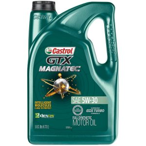 Castrol GTX MAGNATEC 5W-30 Full Synthetic