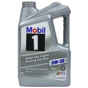 Mobil 1 120764 5W-30 Gasoline