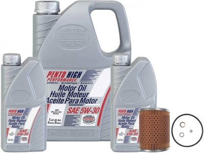 Pento 5W-30 High Performance Motor Oil