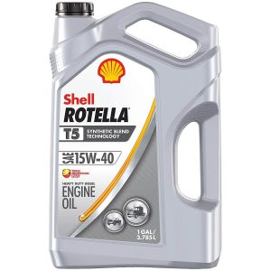 Shell Rotella T5 15W-40 Diesel