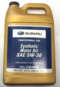 Subaru SAE 5W-30 Engine Oil