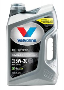 Valvoline Full Synthetic Advanced 5W-30 Motor Oil