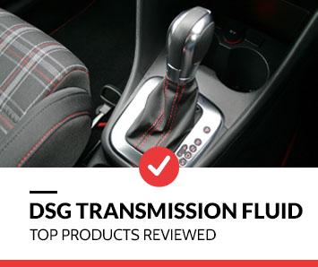 best dsg transmission fluid