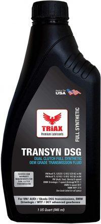Triax TRANSYN DSG/DCT Dual Clutch Full Synthetic ATF