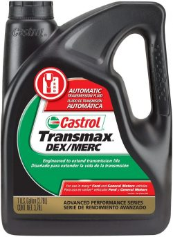 Castrol 03520C TRANSMAX DEX/MERC ATF – Best for all Dexron