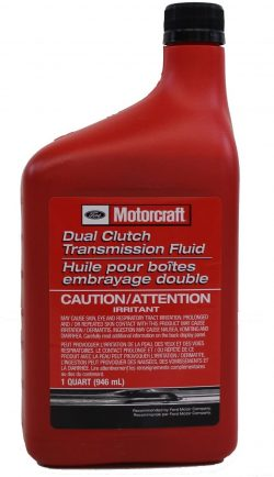 Genuine Ford Fluid XT-11-QDC Dual Clutch Transmission Fluid