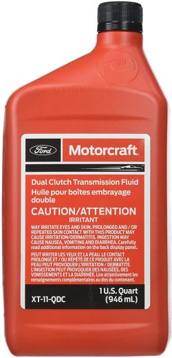 Motorcraft XT11QDC Transmission Fluid - Best Fluid for Smooth Shifting