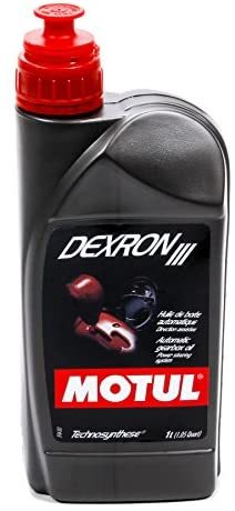 Motul 105776 Dexron III – Best Dexron III Fluid