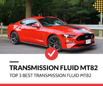 best transmission fluid mt82