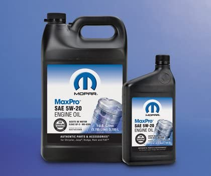 MOPAR 5W20 Oil