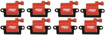 MSD 82648 Ignition Coil – Best Coils for Sierra & Silverado