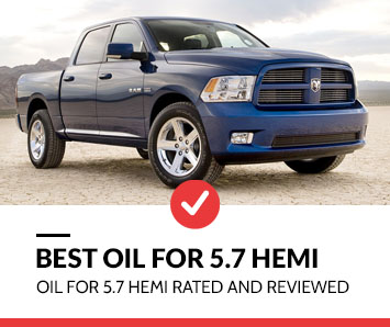 best oil for 5 7 hemi