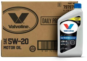 Valvoline Daily Protection 5W-20 Conventional Motor Oil