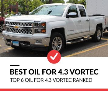 best oil for 4 3 vortec