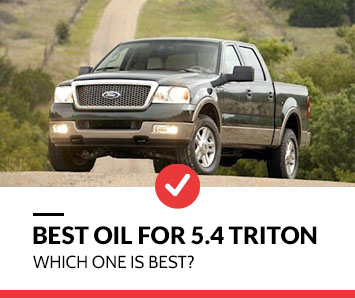 best oil for 5 4 triton