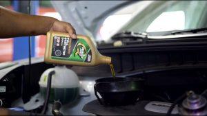 Engine oil for tucson
