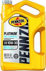 Pennzoil Platinum Full Synthetic 10W-30 Motor Oil
