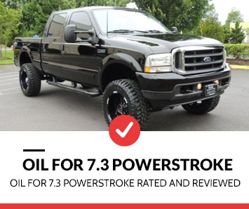 best oil for 7 3 powerstroke