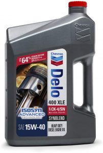 Delo 15W40 Synthetic Blend Oil