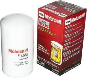 FL – 1995 Motorcraft Oil Filter
