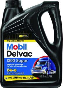 Mobil Super 15W40 Diesel Engine Oil