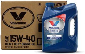 Valvoline Premium Blue – SAE 15W-40 Diesel Oil