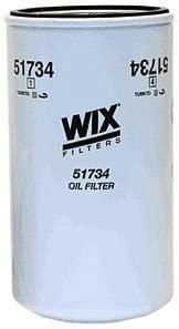 WIX – 51734 Spin-On Filter, Lubed