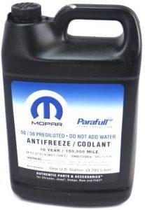 Mopar 50/50 Prediluted Antifreeze