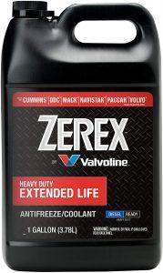 Valvoline Zerex Heavy Duty Extended Life Coolant